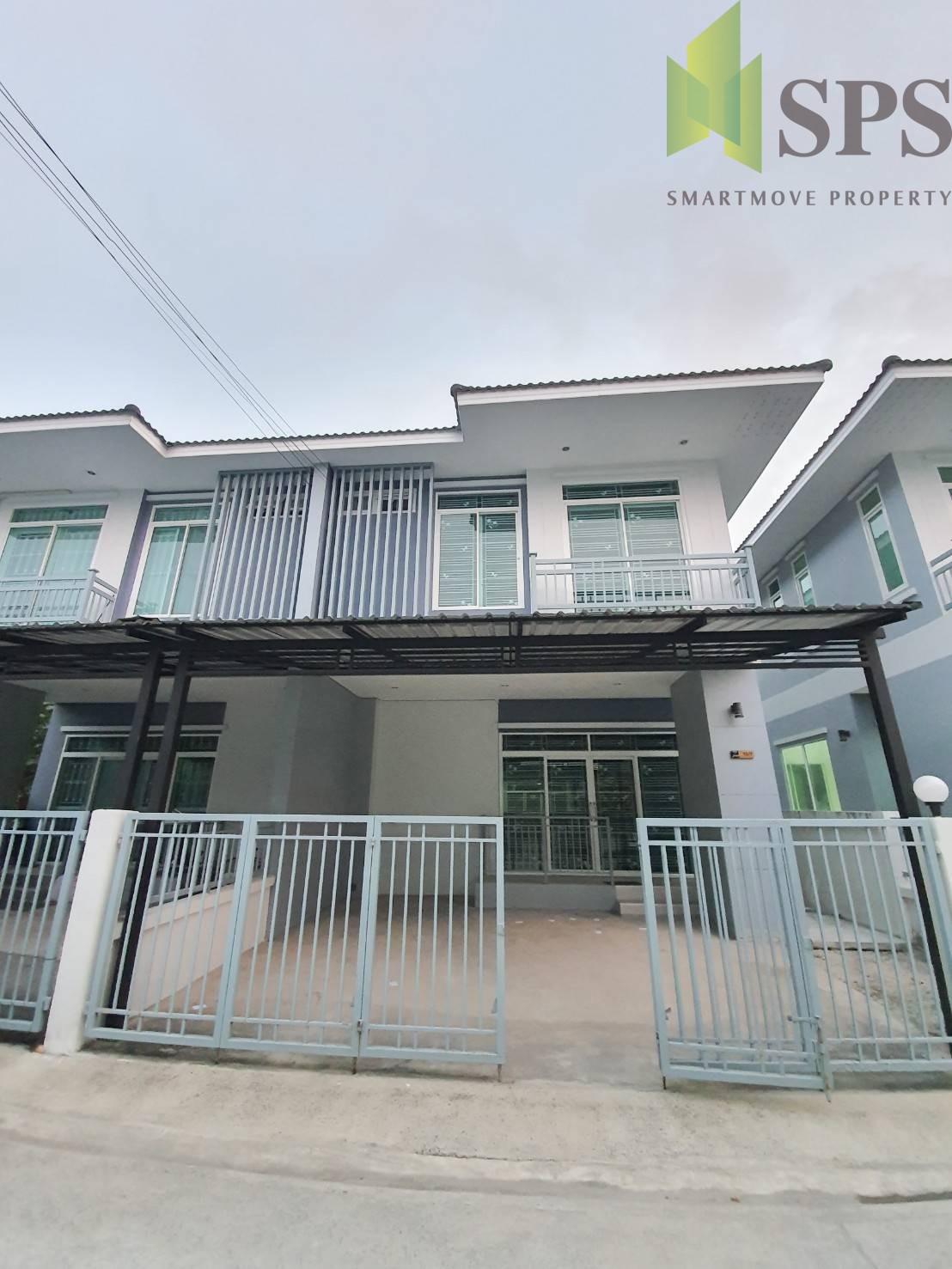ขาย บ้านแฝดสไตล์โมเดิร์นทันสมัย ซ.สายลวด1 (SPS P301)