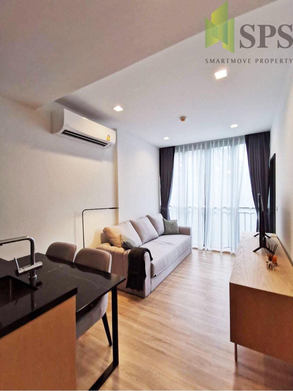 KAWA HAUS for Rent Low rise Condo by SansiriSukhumvit77, Resort Style Not far from BTS Onnut (SPS-LN-KAWA29)
