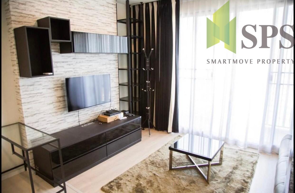 Quinn Condominium for rent High rise condo with a good view at Ratchada17 (SPS-LN-QUINN33)