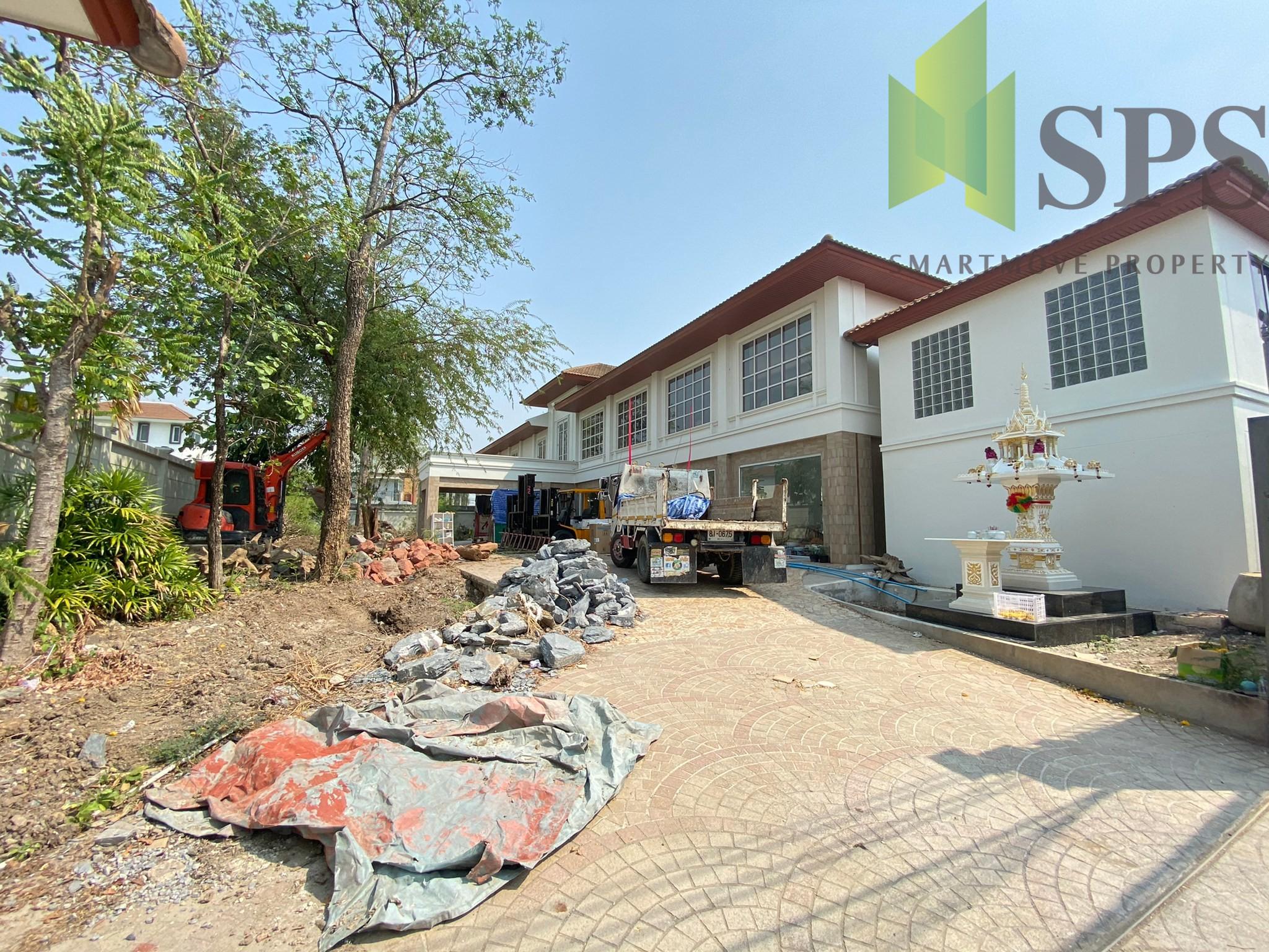 ขาย บ้านเดี่ยวหลังใหญ่ ในซอยเฉลิมพระเกียรติ ร.9(Property ID: SPS-PP310)