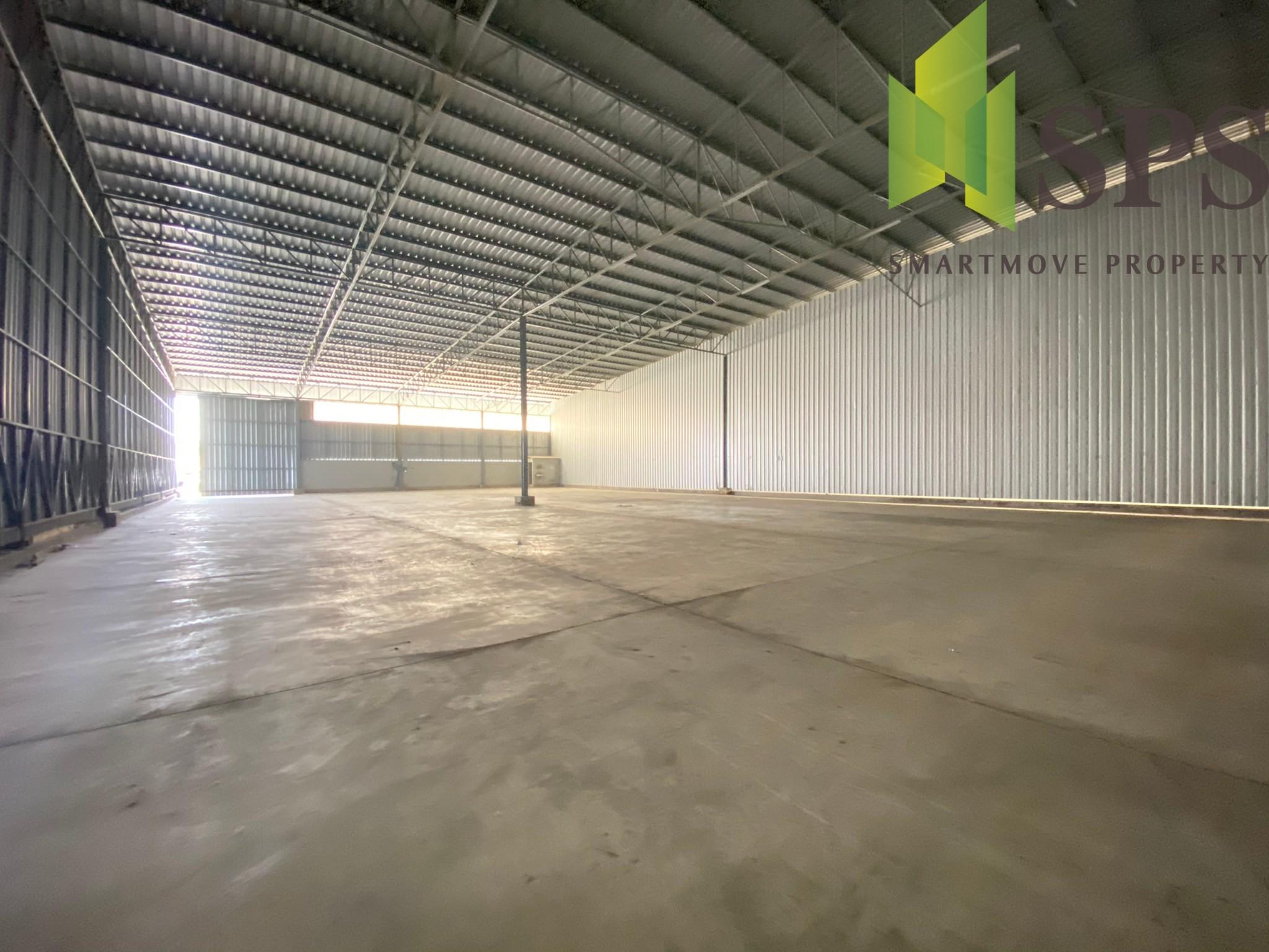 Warehouse for RENT at Bang Bo, Samut Prakan/ โกดัง สำหรับเช่า ที่ บางบ่อ สมุทรปราการ (Property ID: SPS-PPW158)