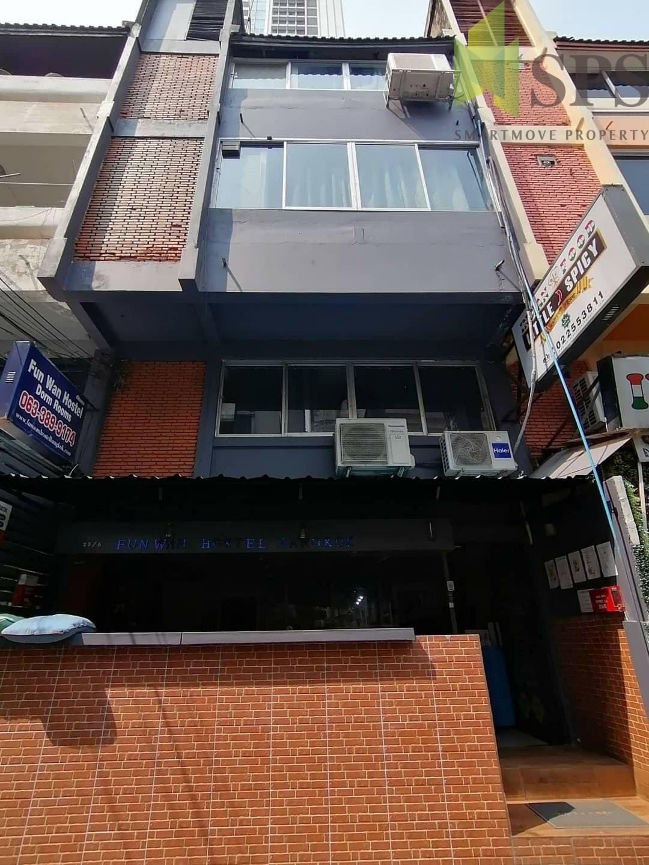Commercial building Sukhumvit Nana BTS (SPS-GH919)