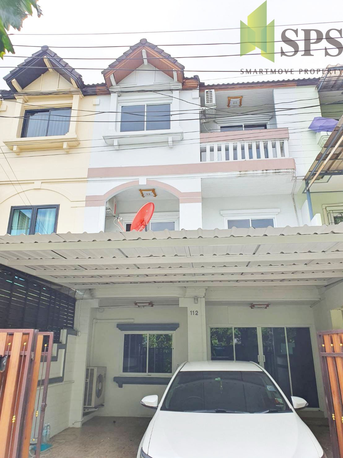 Townhome for RENT / SALE in Sukhumvit 66/1 (SPSP306)