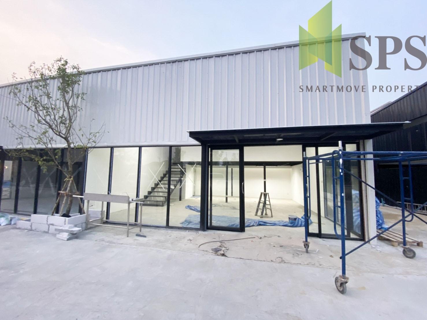 Warehouse /Shop house Pattanakran44 (SPS-GW962)