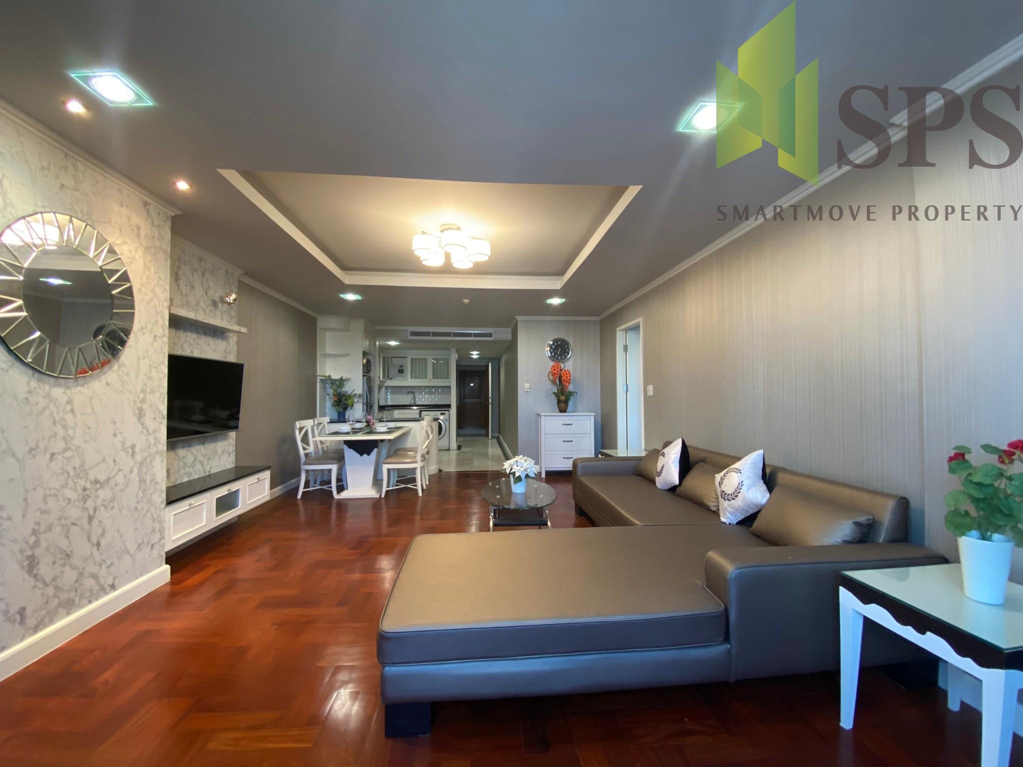 For Rent and Sale Lake Avenue Condominium/ เช่า และ ขาย คอนโด เลค อเวนิว สุขุมวิท 16(Property ID: SPS-PP323)