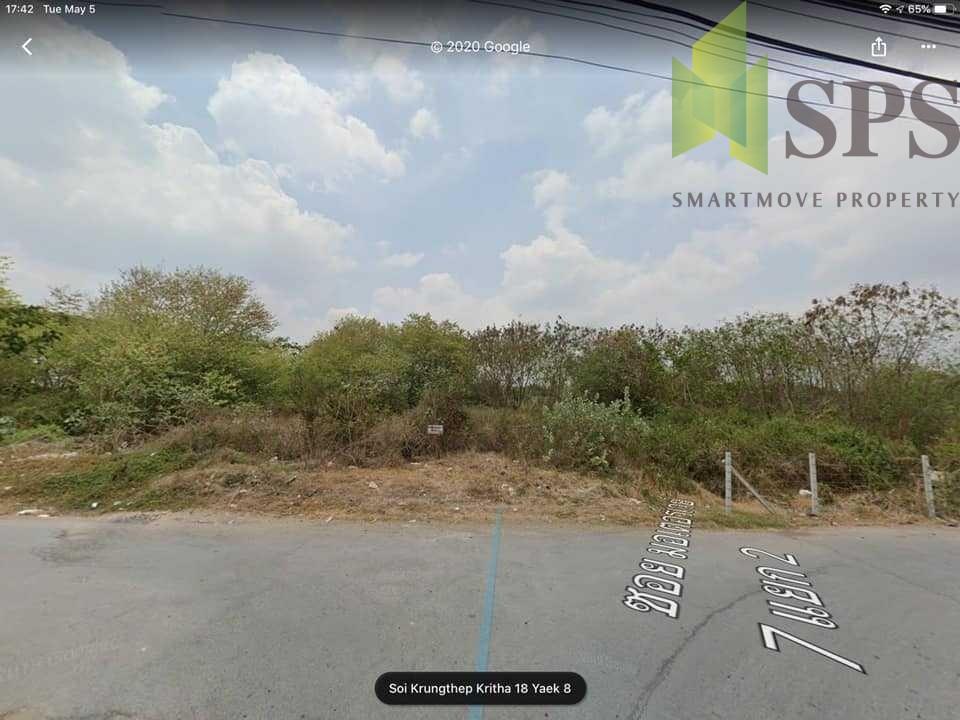 LAND Soi Krungthep Kreetha 18 ที่ดิน กรุงเทพกรีฑา 18 (SPS-GL1066)