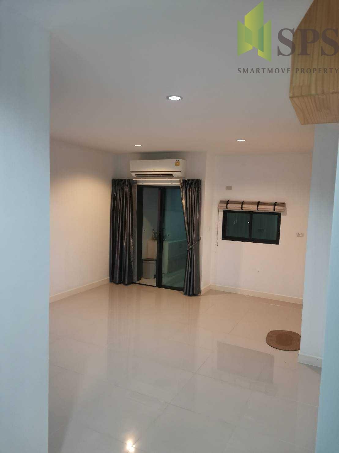 Townhouse Pleno Bangna Km7 พลีโน่ กม7 (SPS-GH1061)