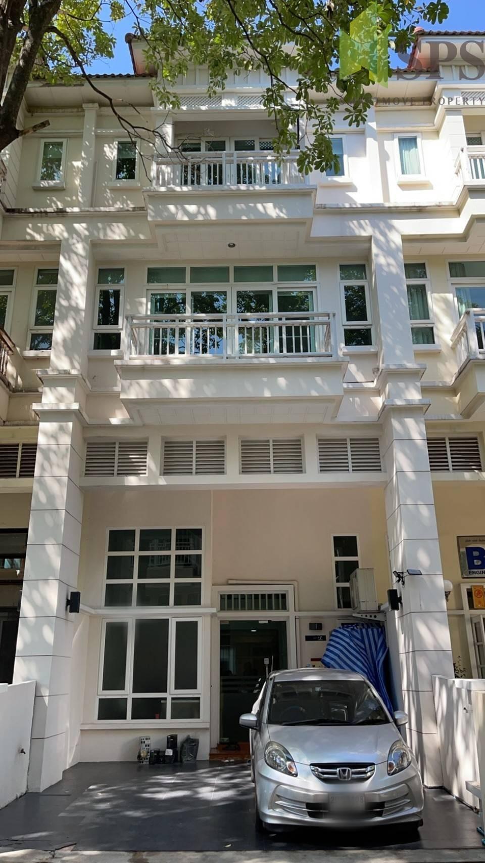 ขาย/ ให้เช่า Home office Sukhumvit 54 (SPSP316)