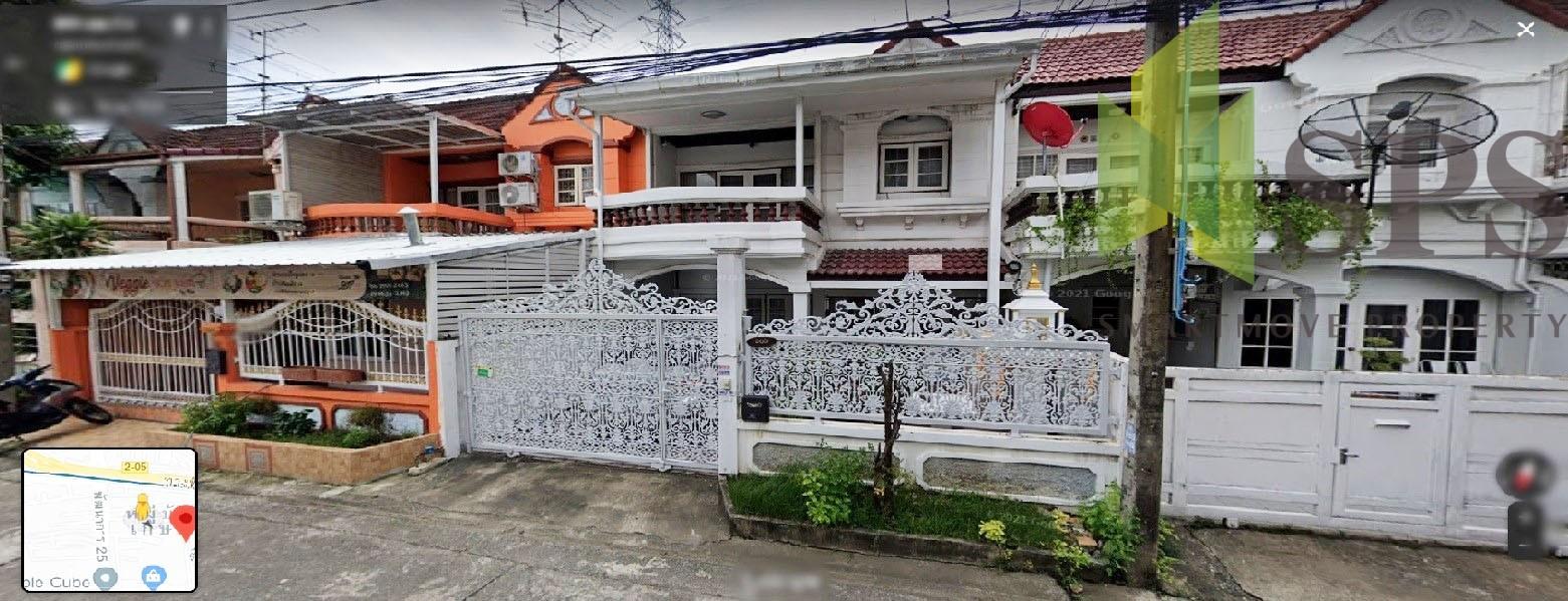 Townhouse Patanakran29 ทาวน์เฮาส์ พัฒนาการ29 (SPS-GH1170)