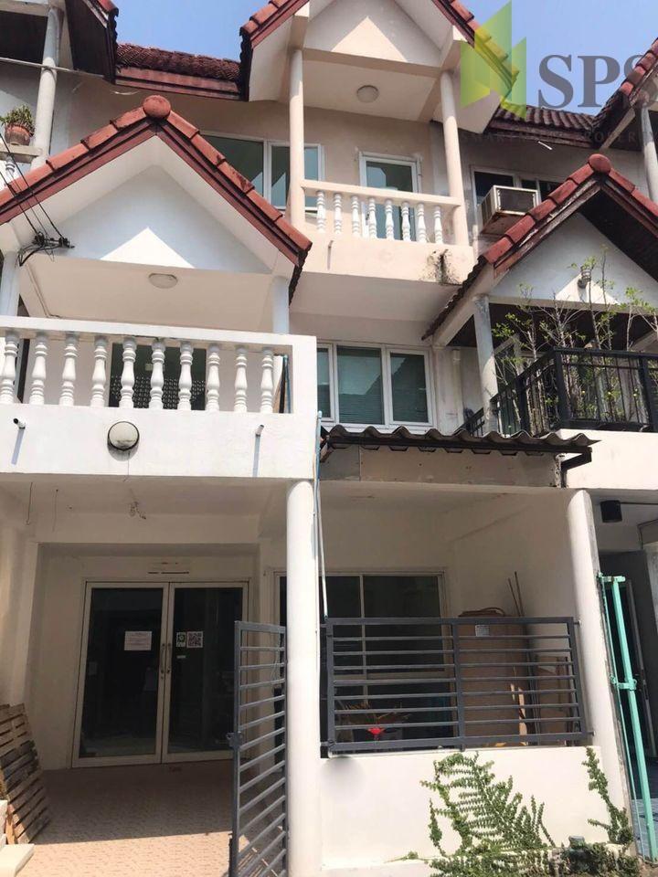 Home office Udomsuk BTS Sukhumvit66/ 1 สุขุมวิท 66/1 (SPS-GH1152)