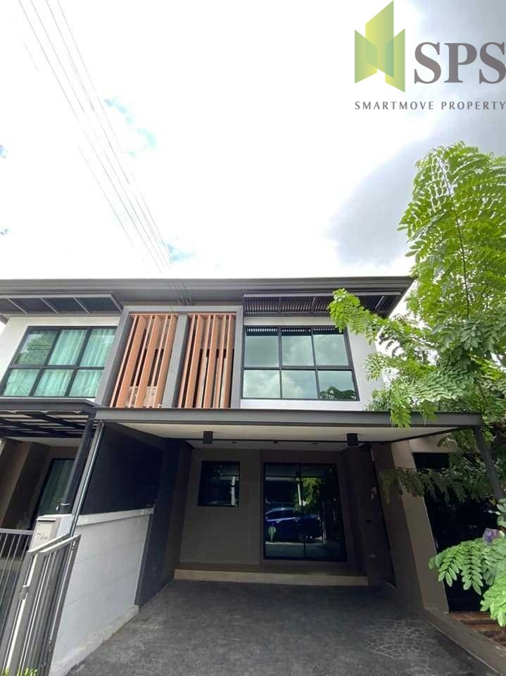 Town home Premium Time Home สวนหลวง ร.๙ (SPS-GH1150)