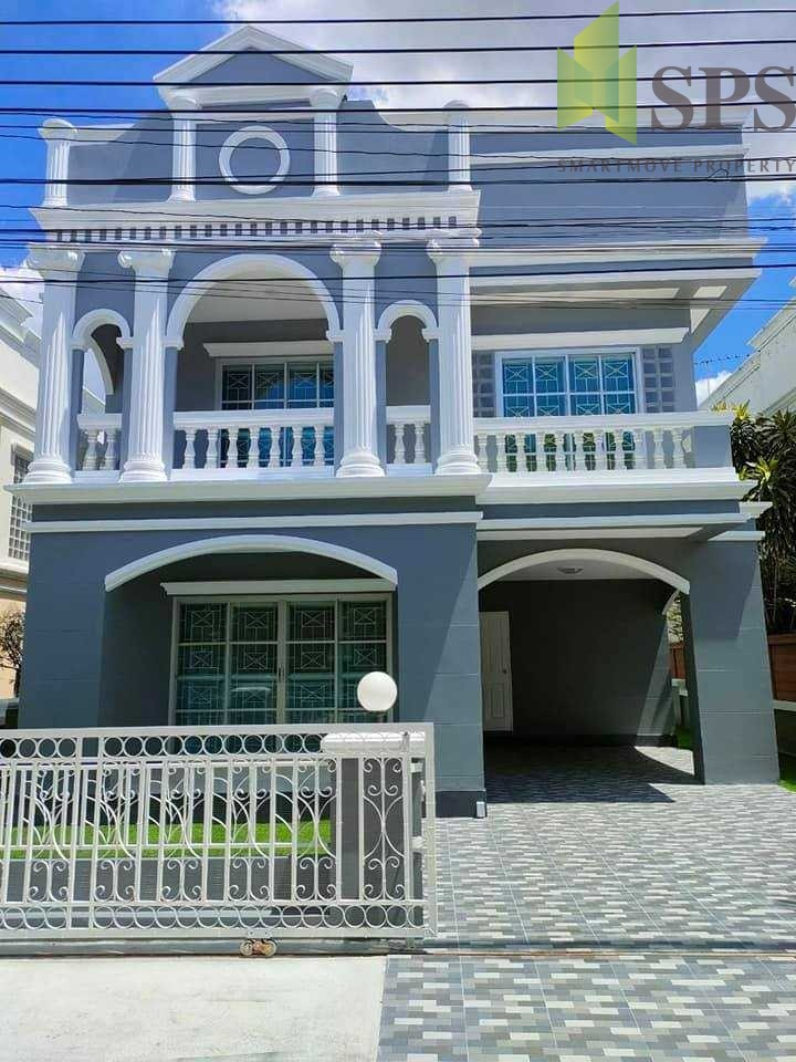 Detached house Suan Luang Ville บ้านเดี่ยว สวนหลวงวิลล์ (SPS-GH1173)