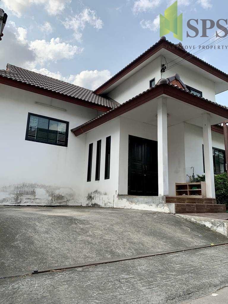 Detached house Soi Prawit and friends บ้านเดี่ยว สุขุมวิท 101-101/1 (SPS-GH1171)